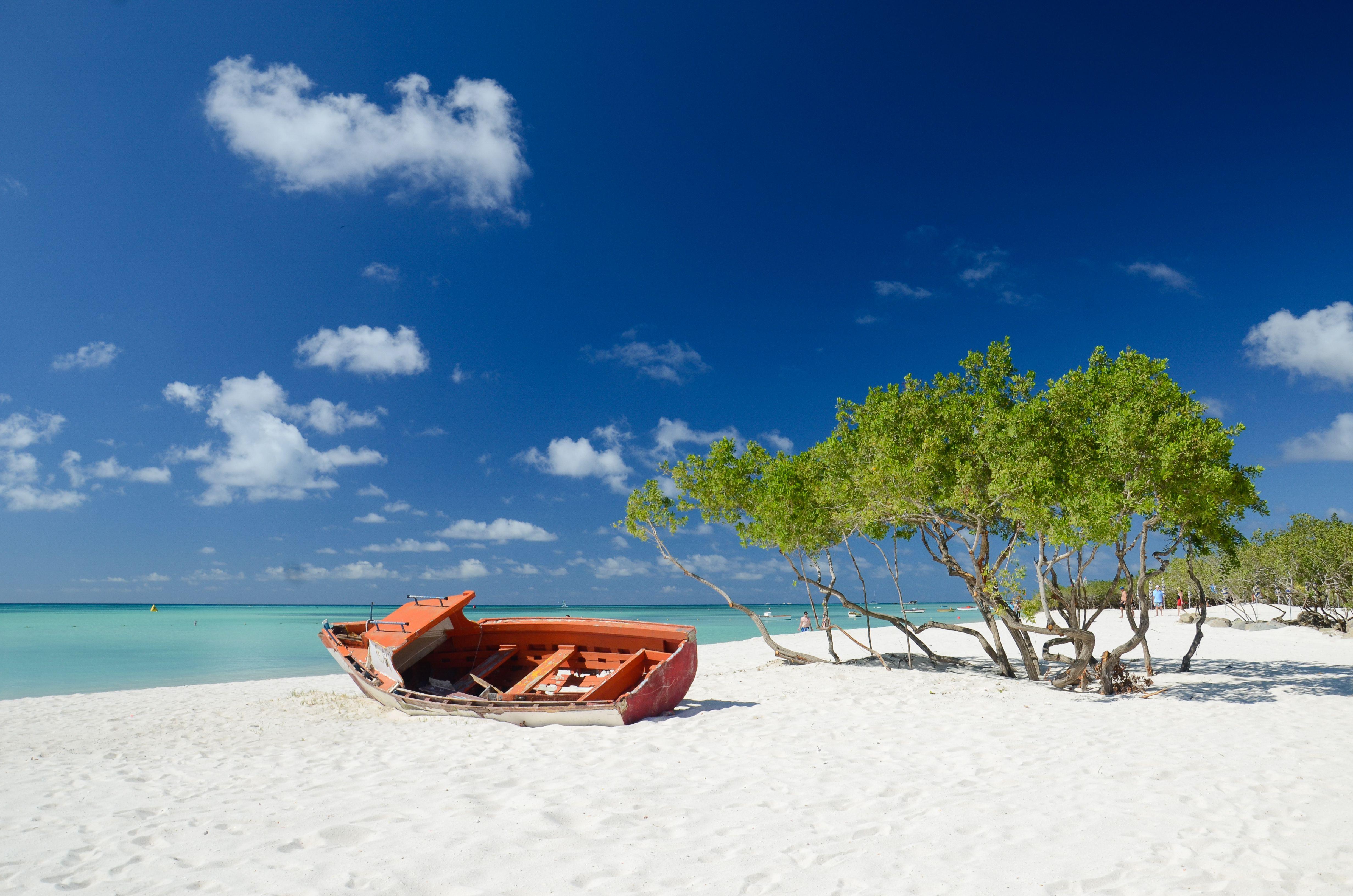 Barco en Palm Beach