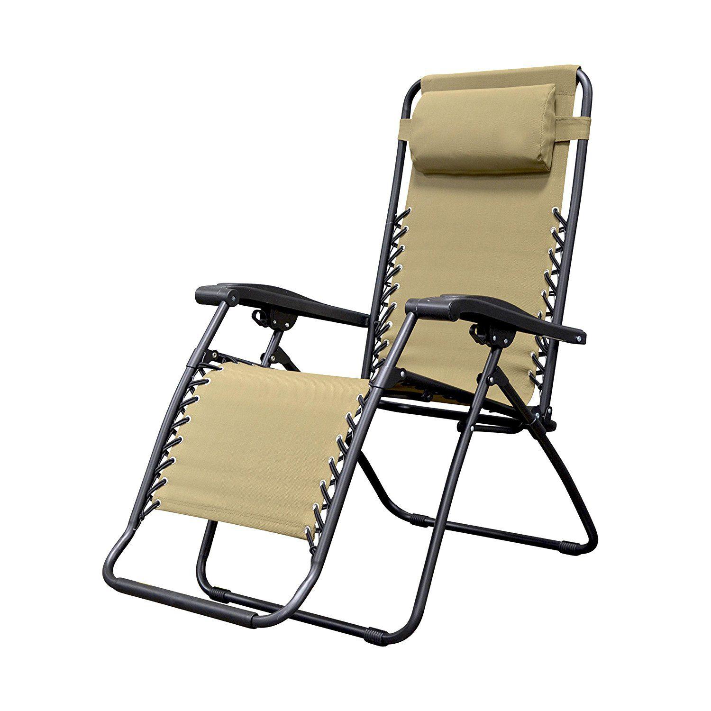 Best Recliner Chair: Caravan Sports Infinity Zero Gravity Chair - 8 Best Camping Furniture Pieces Of 2019