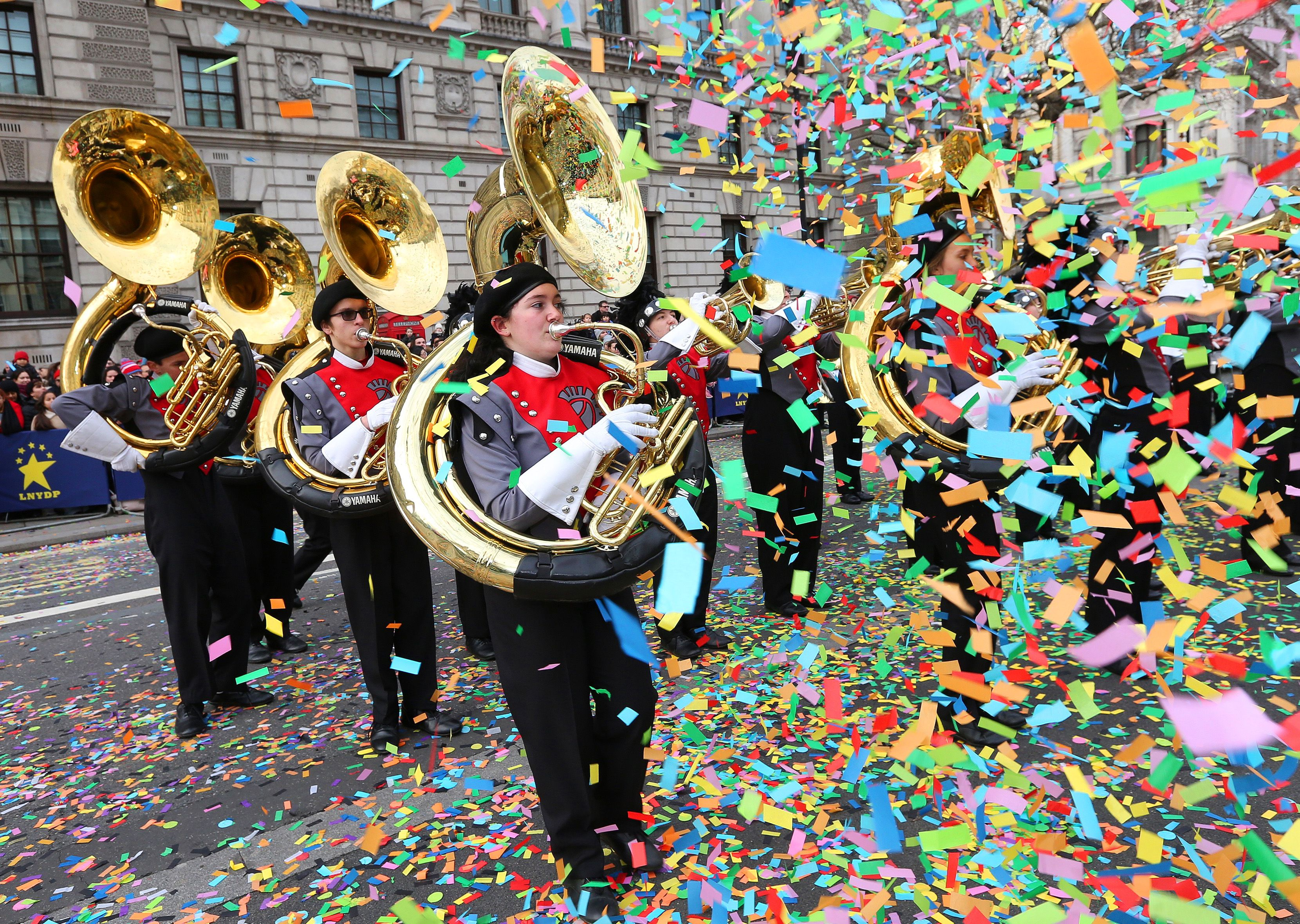 New Year's Day Parade London: All You Need to Know