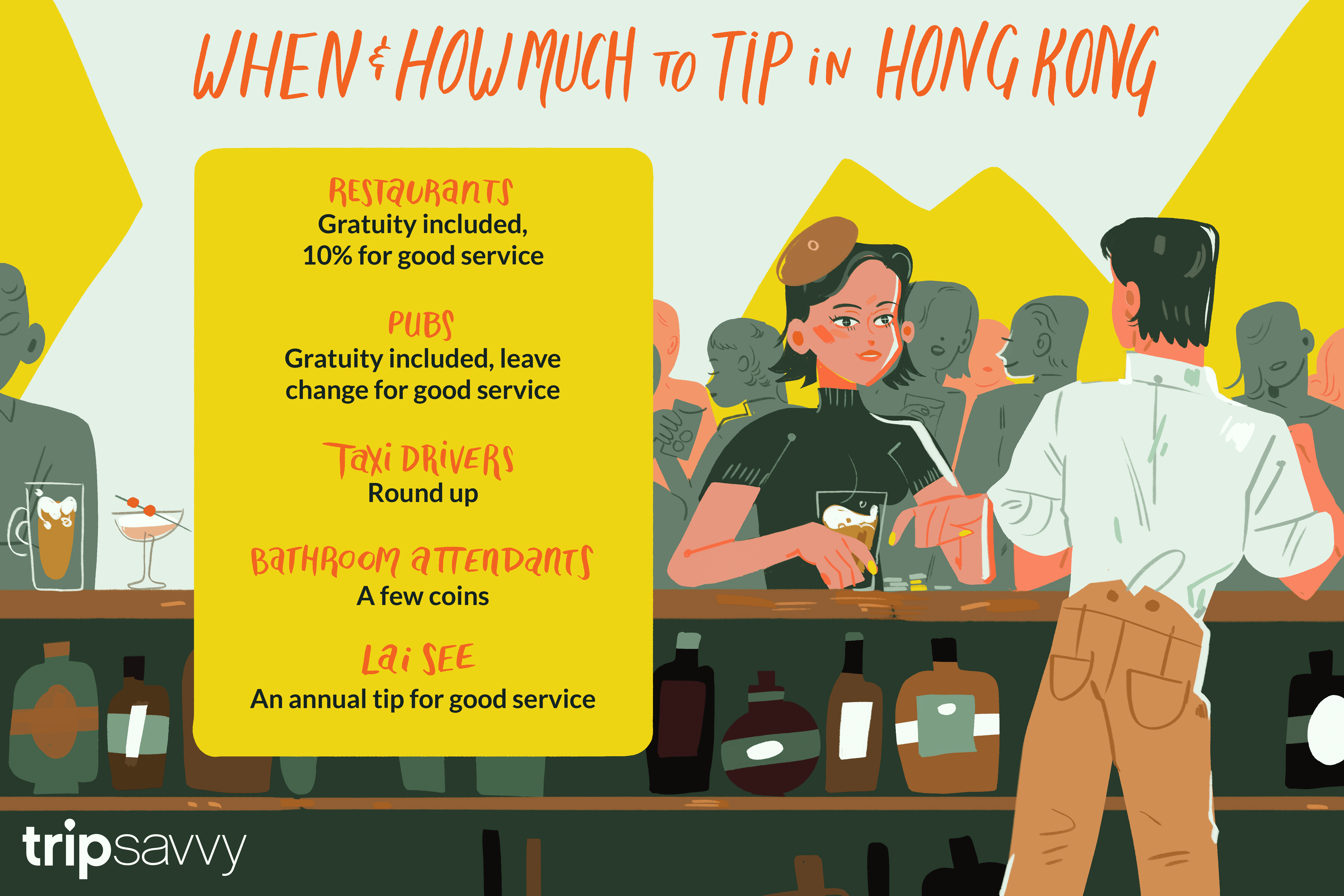 How to Tip in Hong Kong