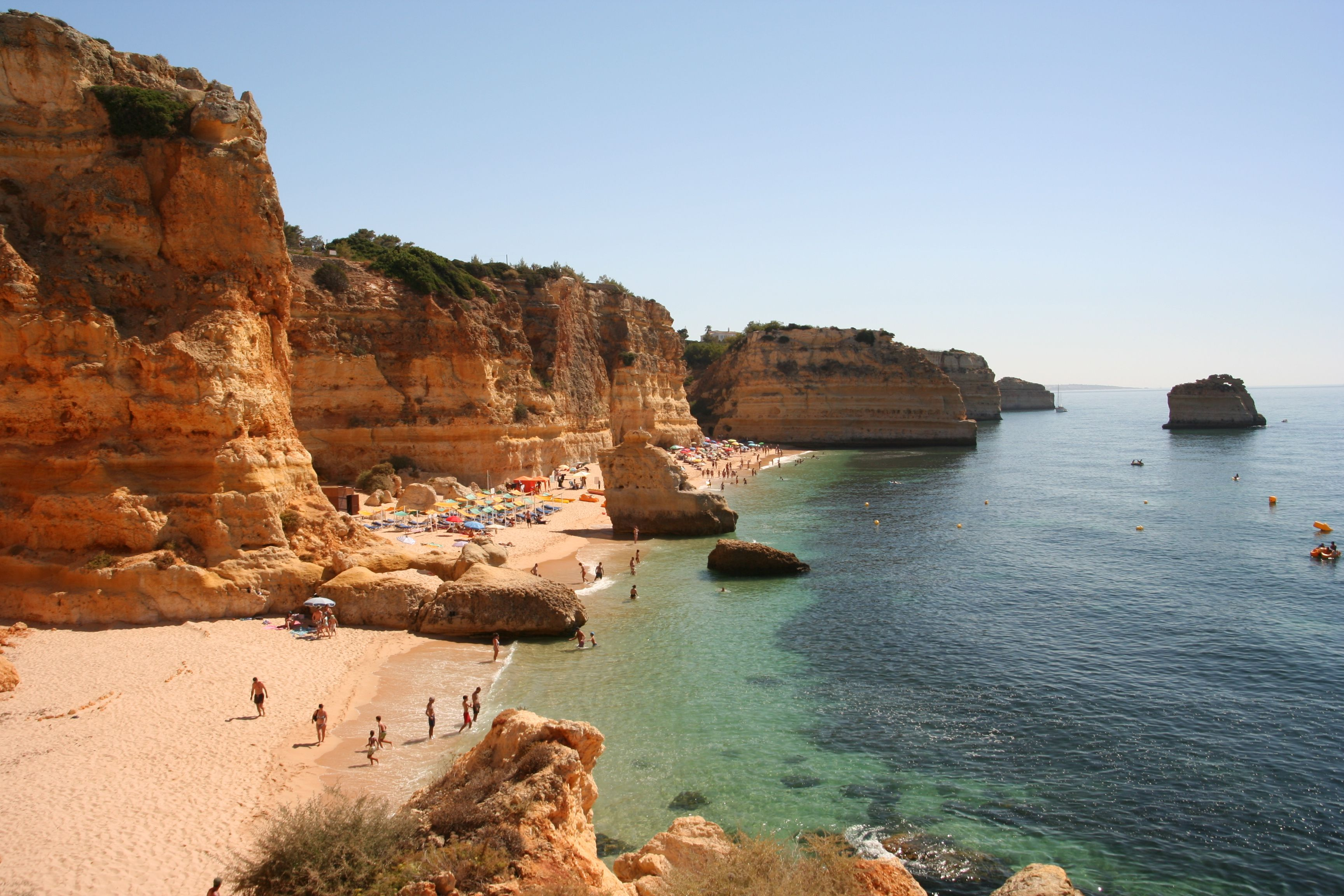 The 5 Most Beautiful Beaches in Portugal