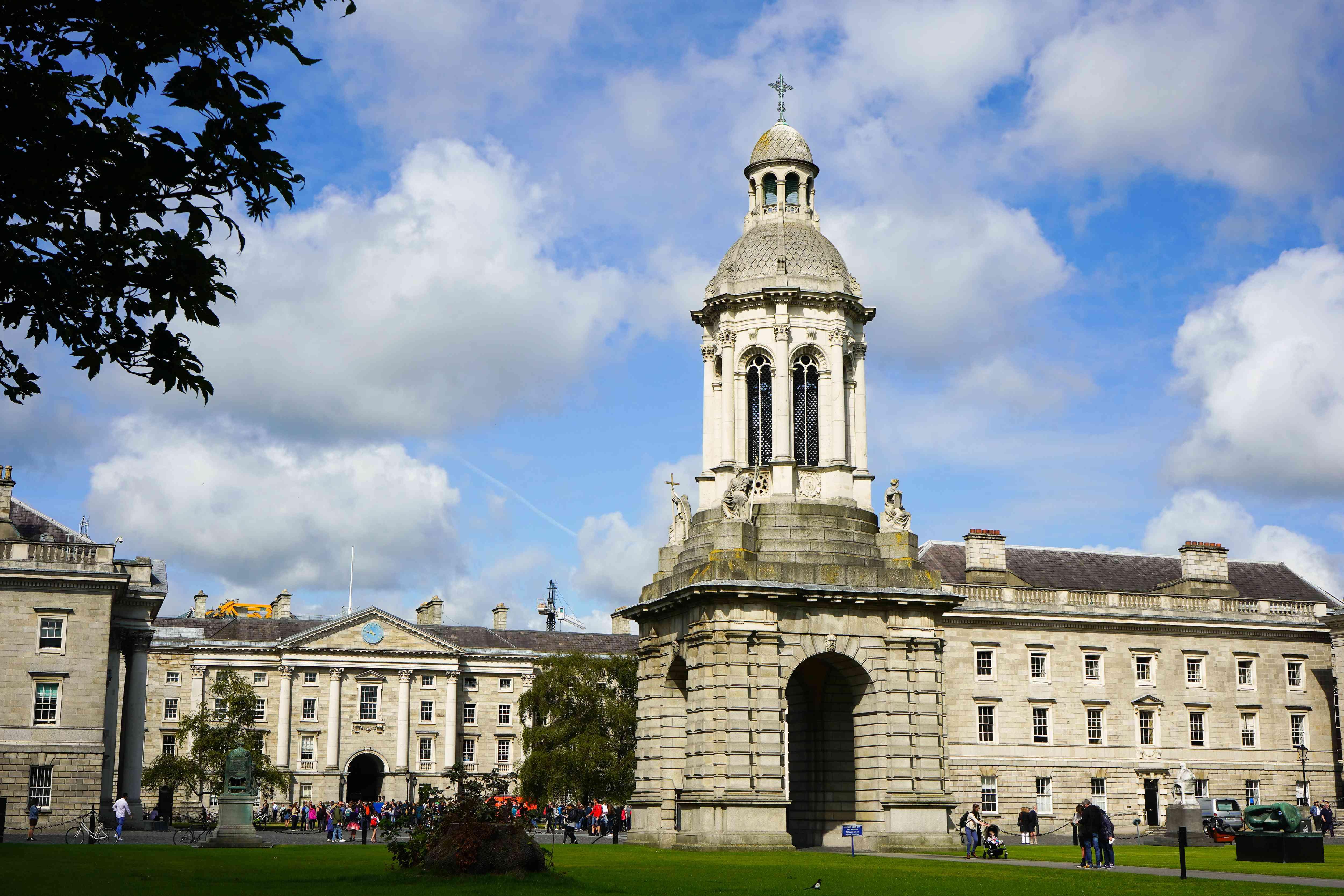 Trinity College in Dublin, Ireleand