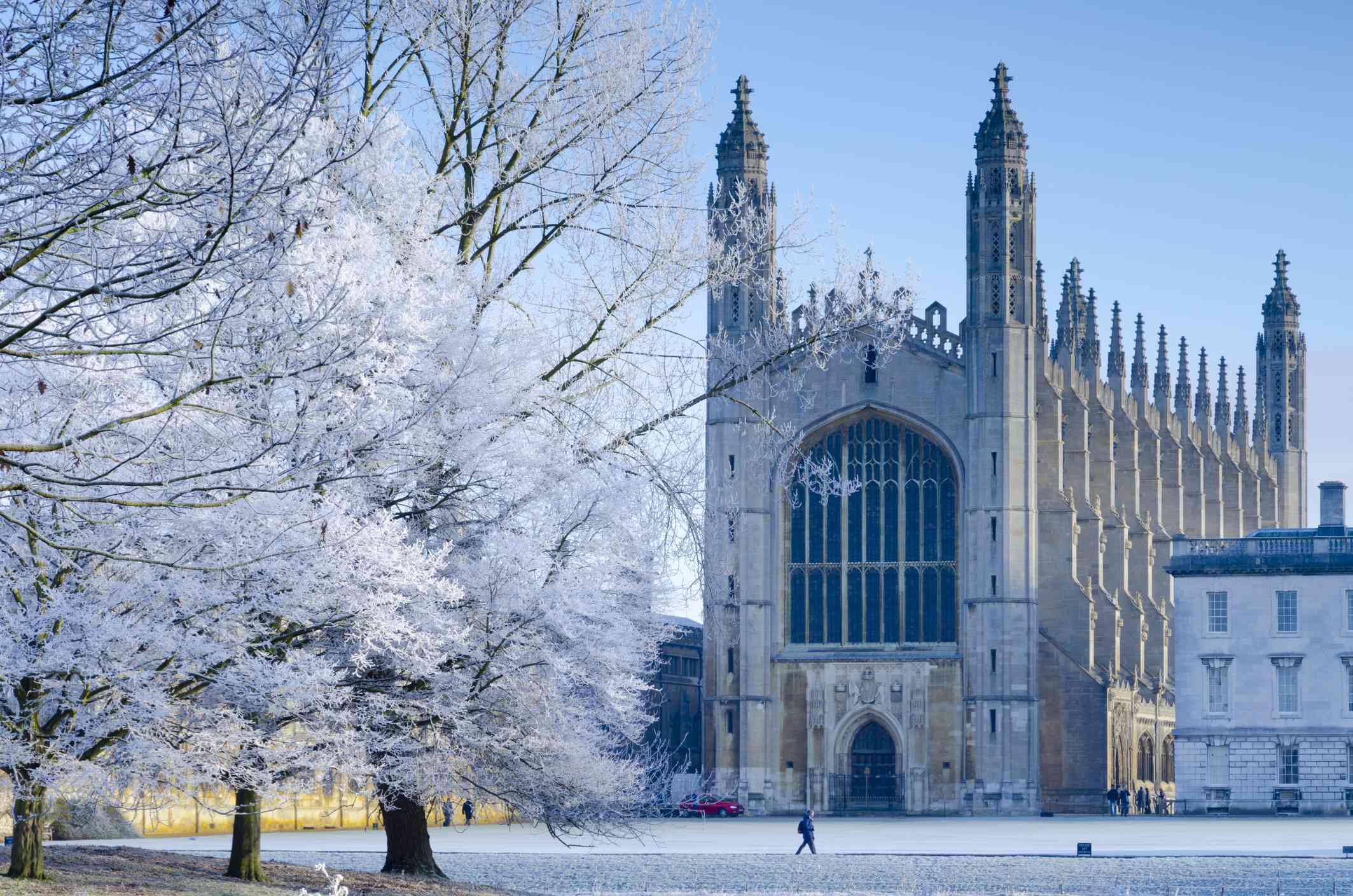 Kings College Christmas Broadcast 2021 Where To Listen How To Attend Christmas Carols From King S