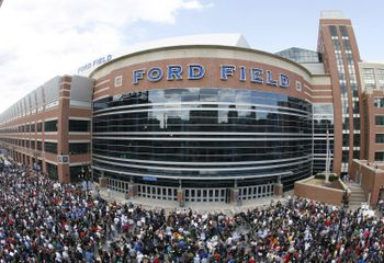 50682ddf Tips for Detroit Lions Tailgating, Ford Field Parking