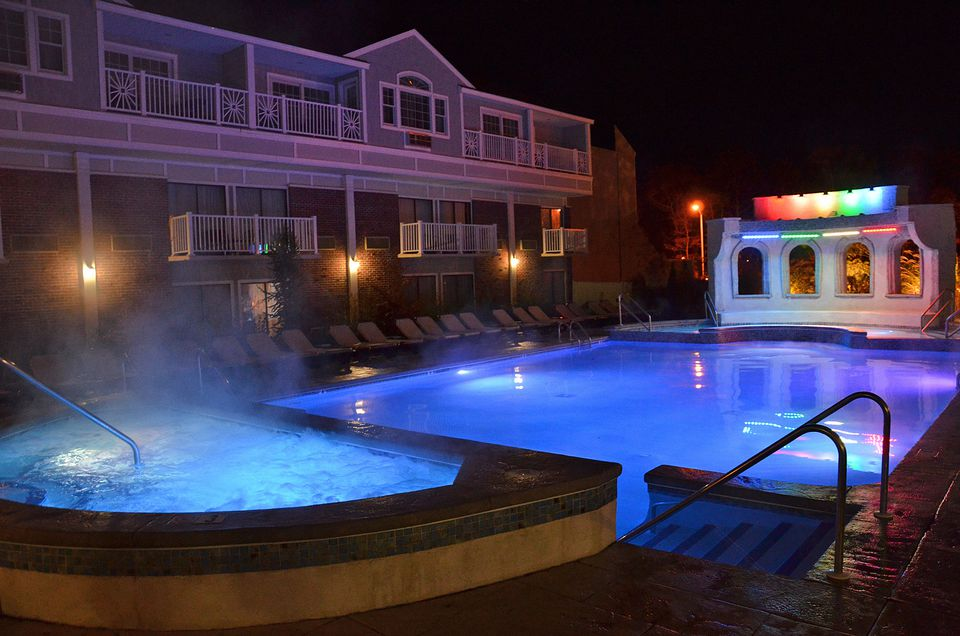 Cape Codder Resort Heated Year-Round Swimming Pool