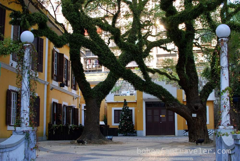 San Lázaro, Macao