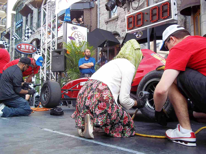 Crescent Street's Canadian Grand Prix Festival