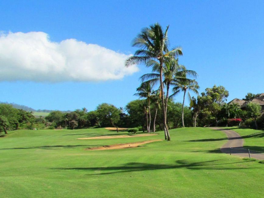 Wailea Grand Champion Villas Golf Course