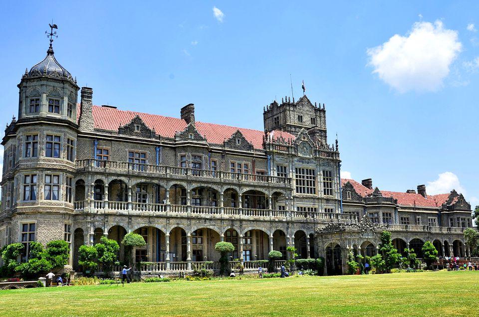 Viceregal Lodge, Shimla.