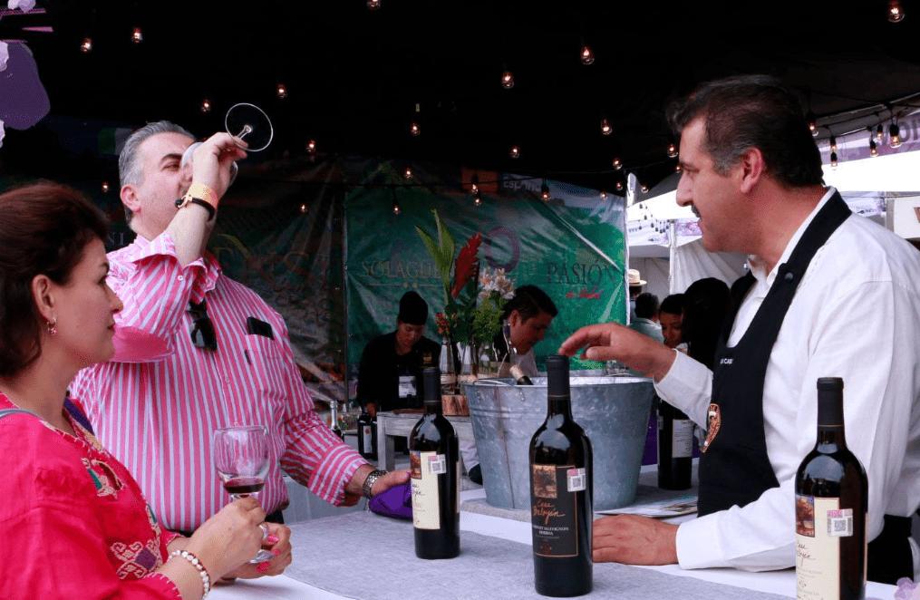 Festival de Vino de San Luis Potosí