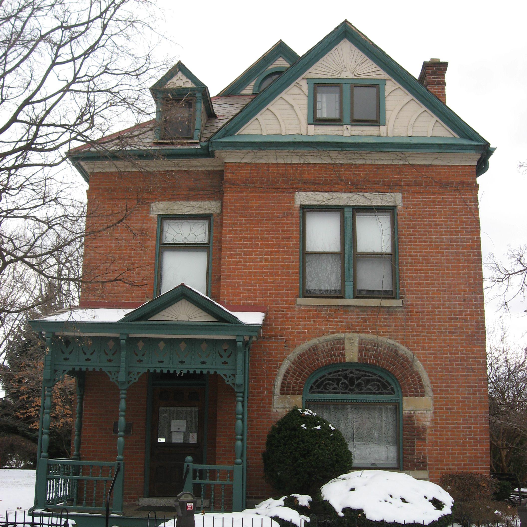 James Thurber House