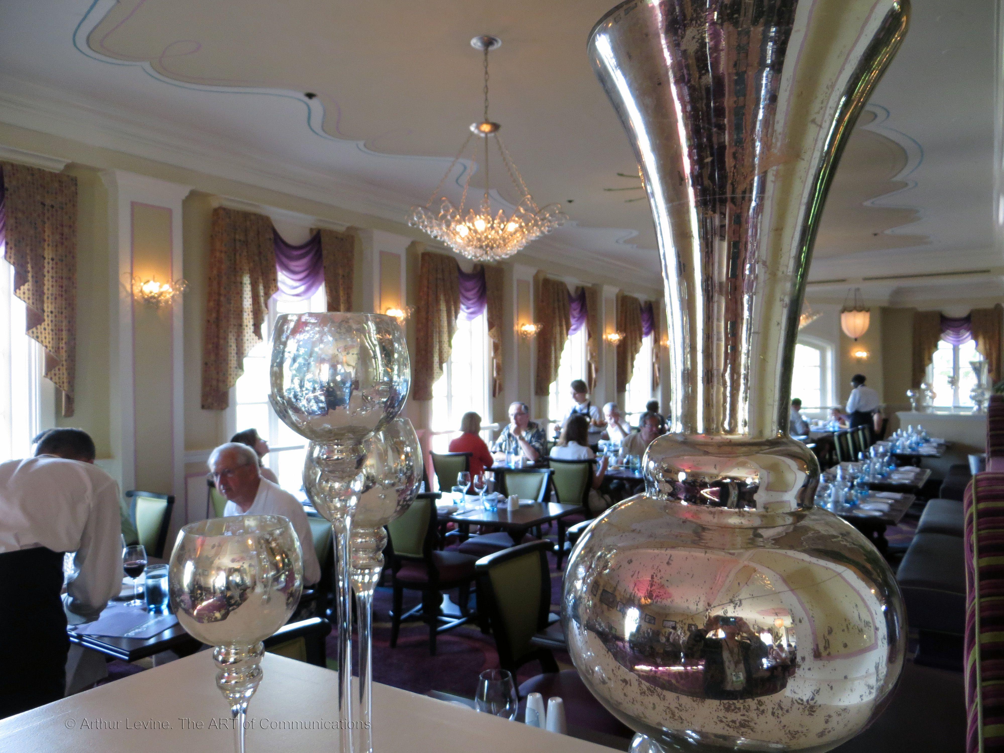 Monsieur Paul restaurant en Epcot