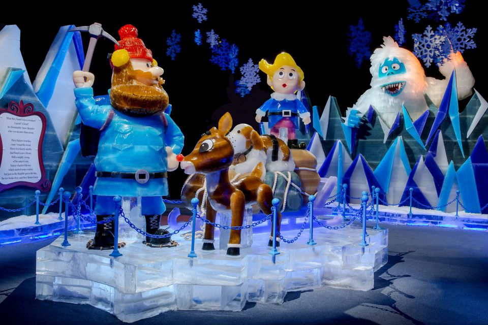 Christmas On The Potomac.Ice 2018 Christmas At The Gaylord National Resort