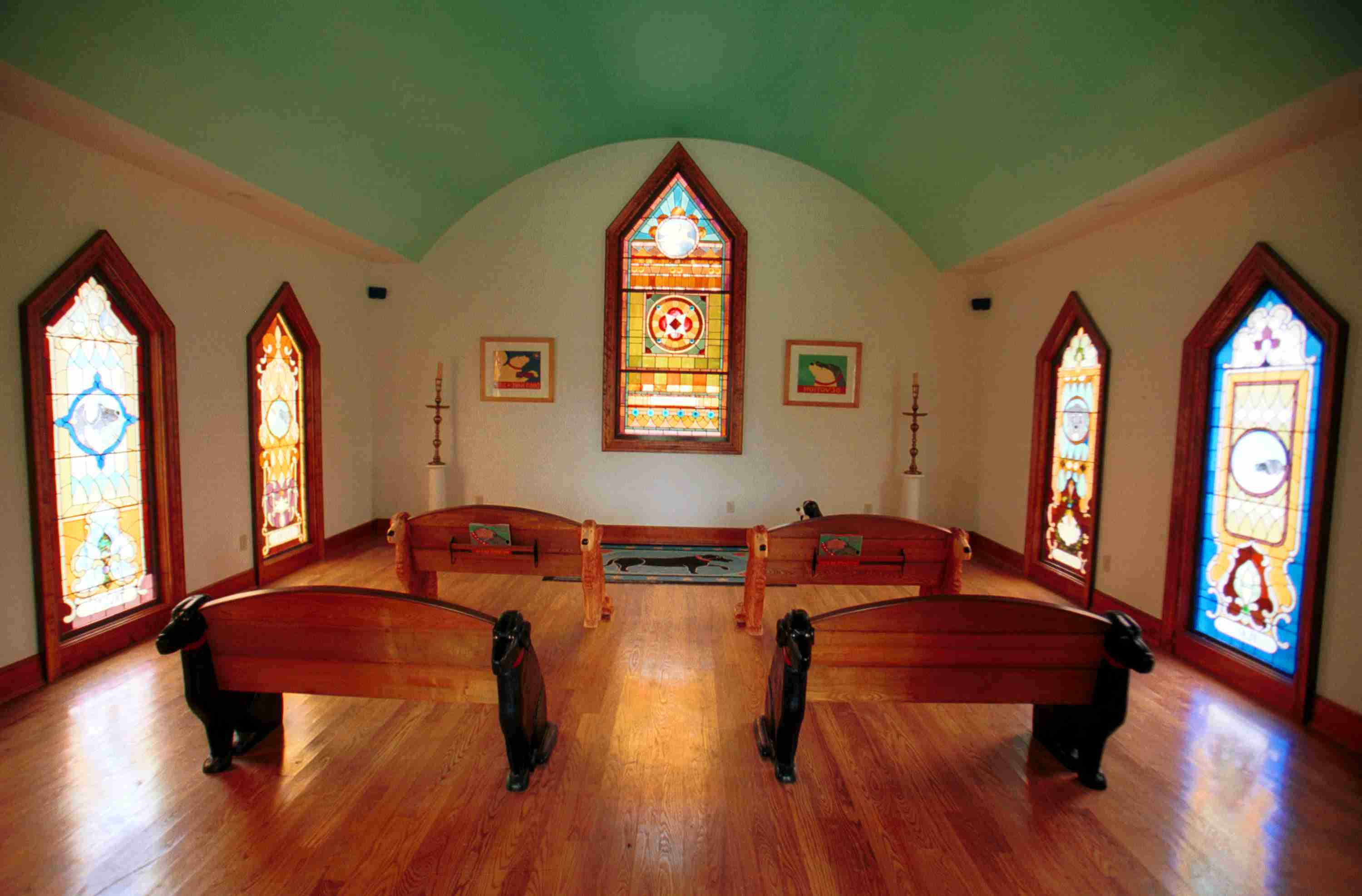 Dog Chapel In Vermont