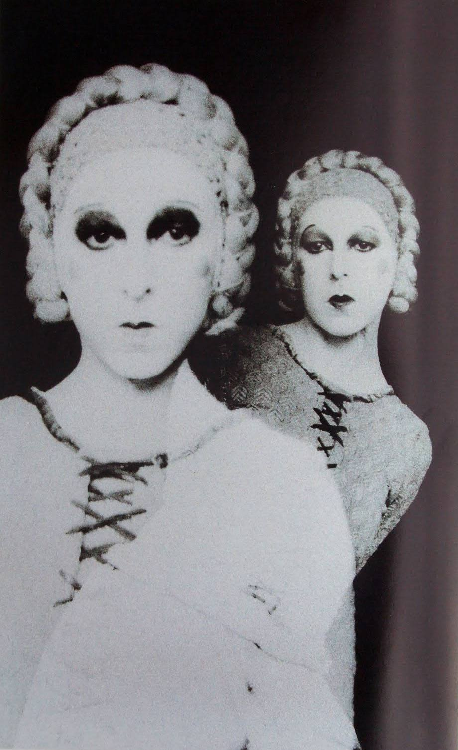 Claude Cahun, Self-portrait, 1929. Gelatin and silver print.