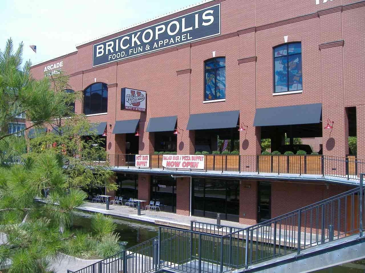 Brickopolis Bricktown