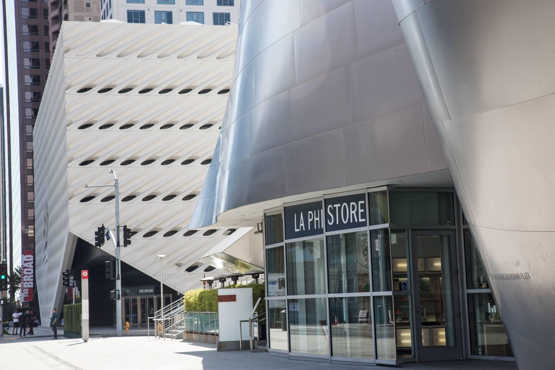 The LA Phil Store at the Walt Disney Concert Hall