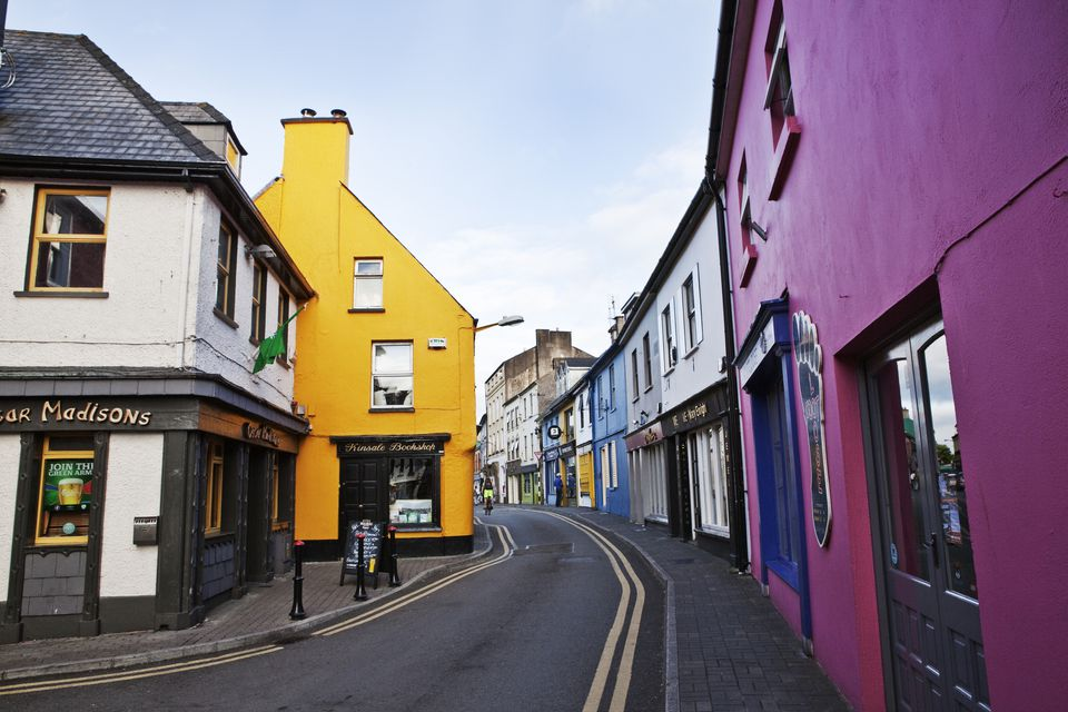 Kinsale , County Cork, Ireland