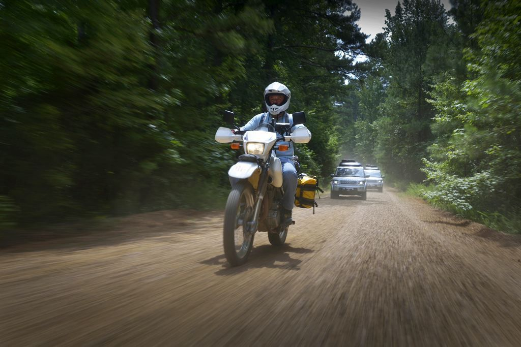 Motorcycle Safety Gear >> Off-Road Wonders of the Trans-America Trail
