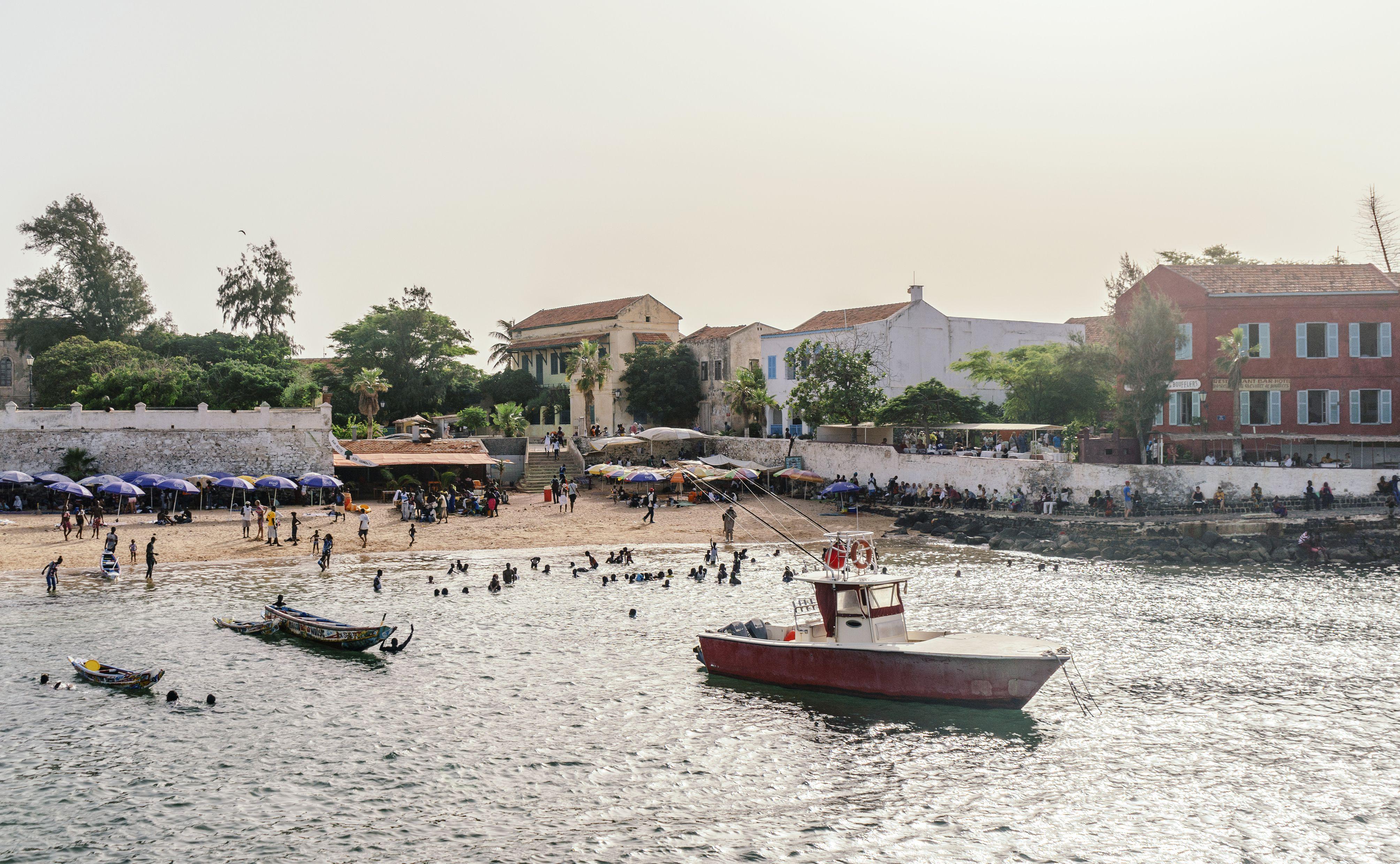 Goree Island, Dakar, Senegal