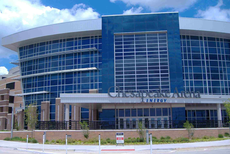 Arena de energía Chesapeake