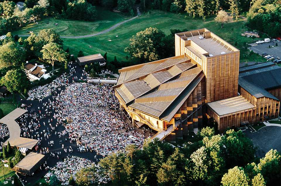Centro de Filene de Wolf Trap