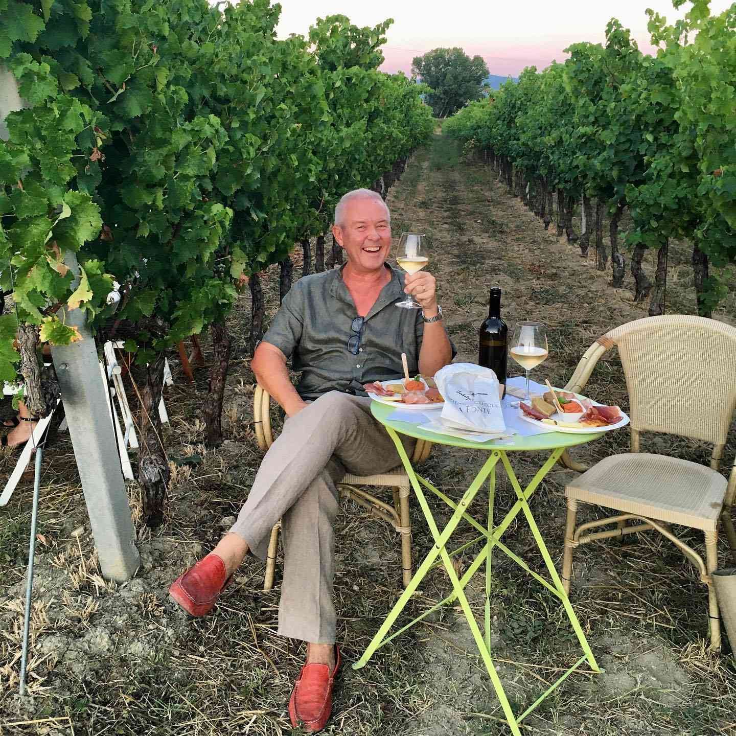 Mark of Gusto Wine Tours