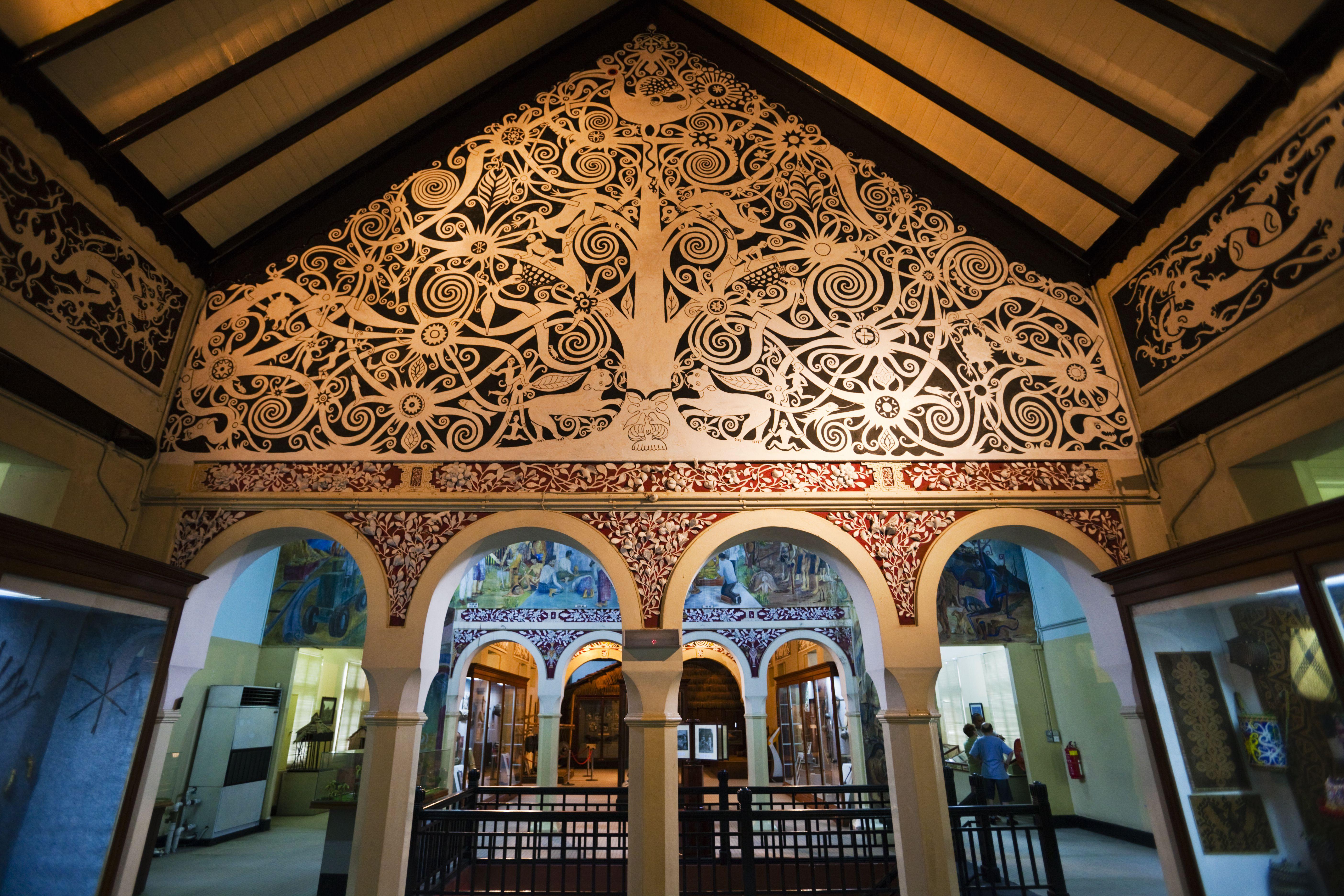 sarawak museum in Kuching