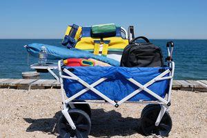 MacSports All-Terrain Beach Wagon