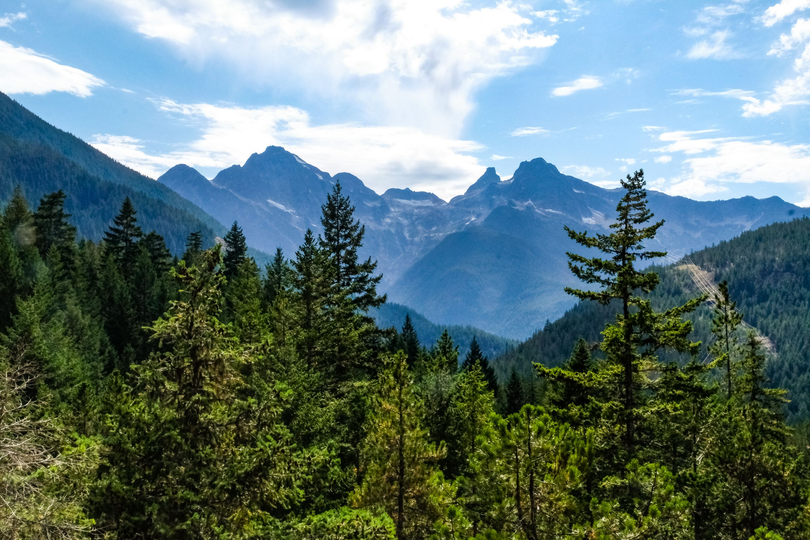 Plan Your North Cascades Highway Road Trip