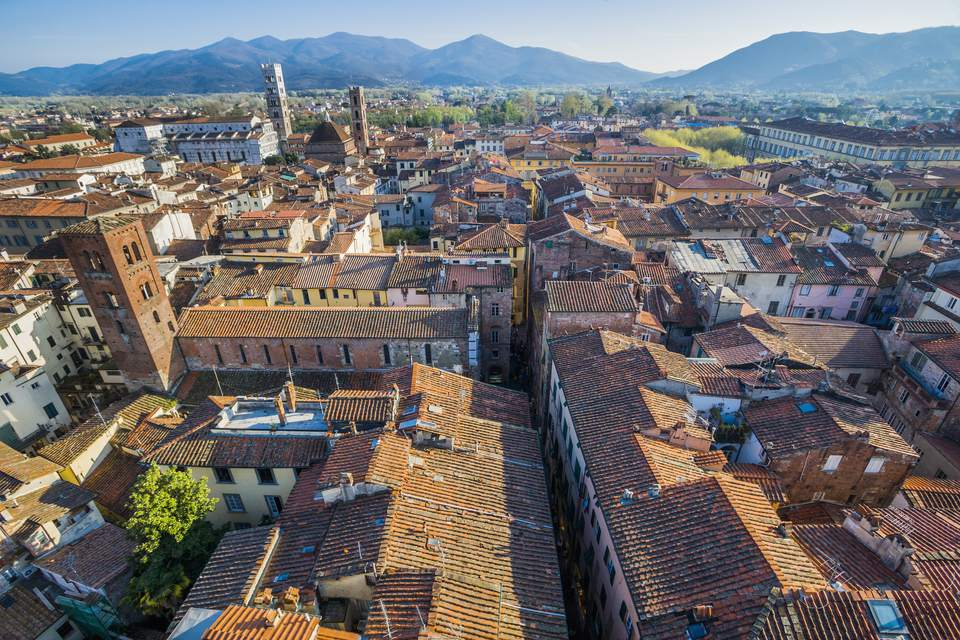 Best small cities to visit in italy lucca altavistaventures Image collections