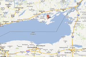 Prince Edward County is a portion of land in the province of Ontario, Canada, that juts out into Lake Ontario. It is about a two and half hour drive from Toronto and lures cottagers and weekenders mostly in the summer.