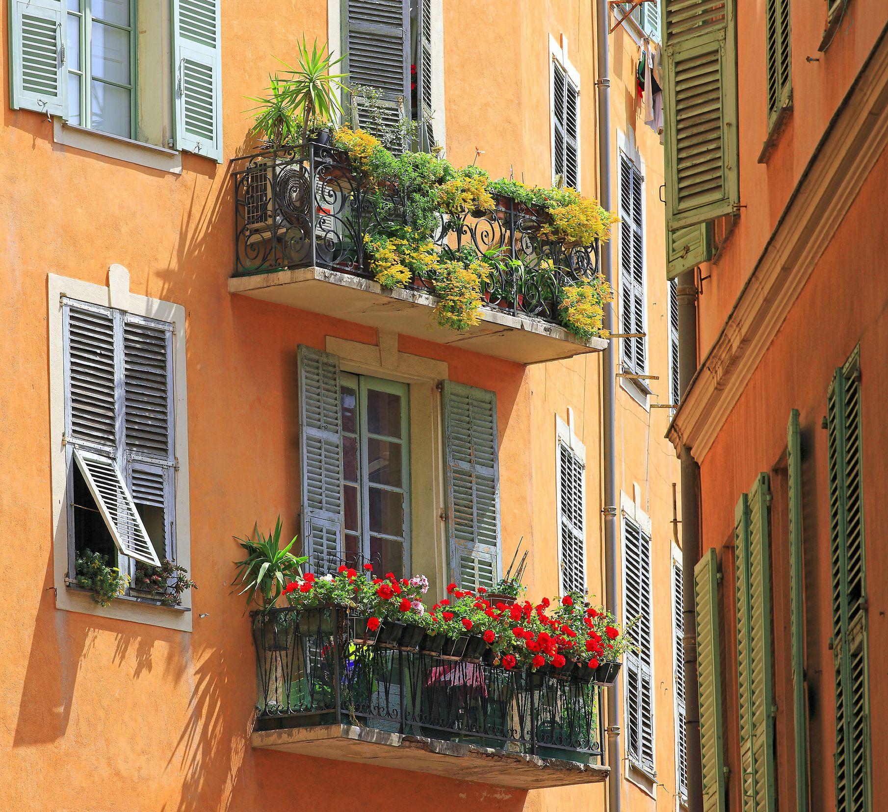 Casco antiguo, Niza