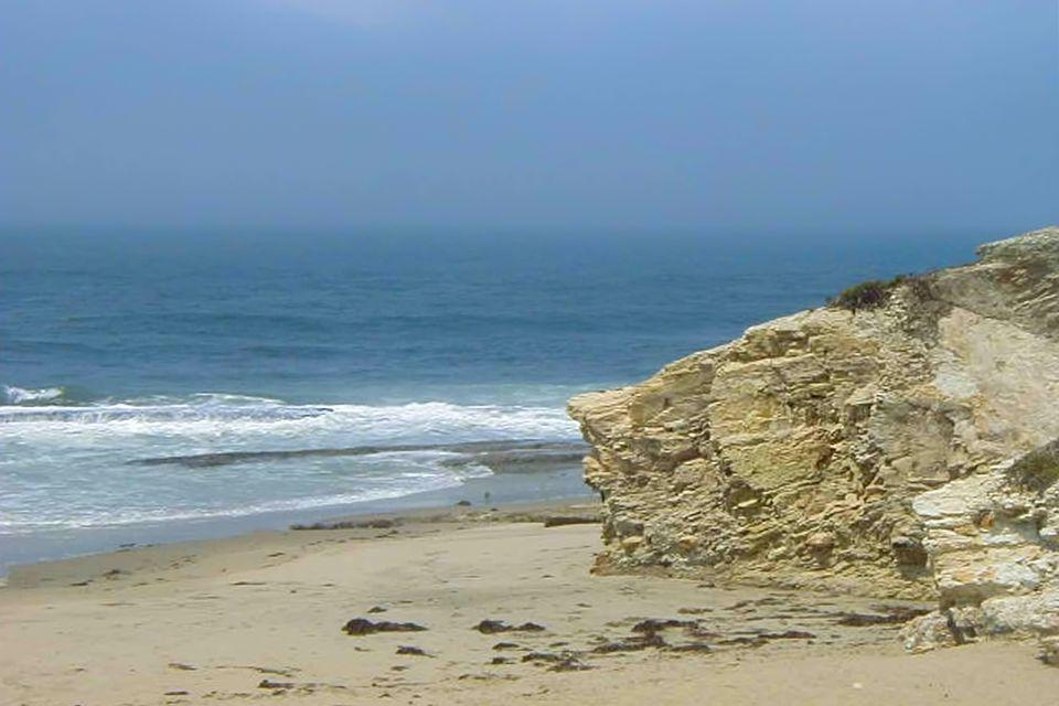 View of Laguna Creek Beach