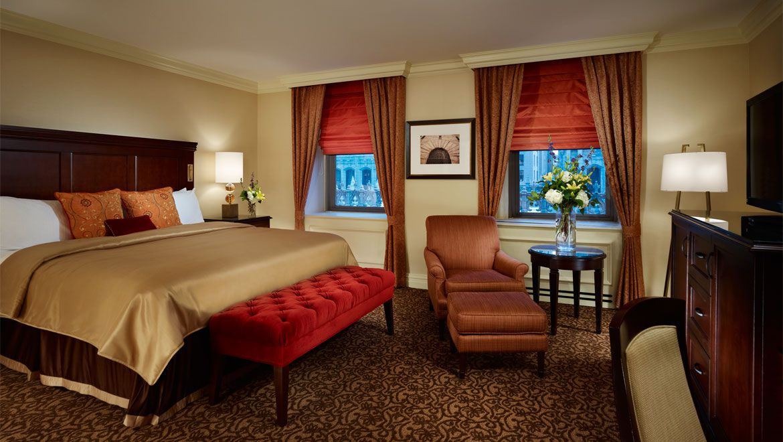 Omni William Penn Hotel Pittsburgh