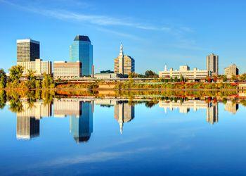 Autumn in Springfield, Massachusetts