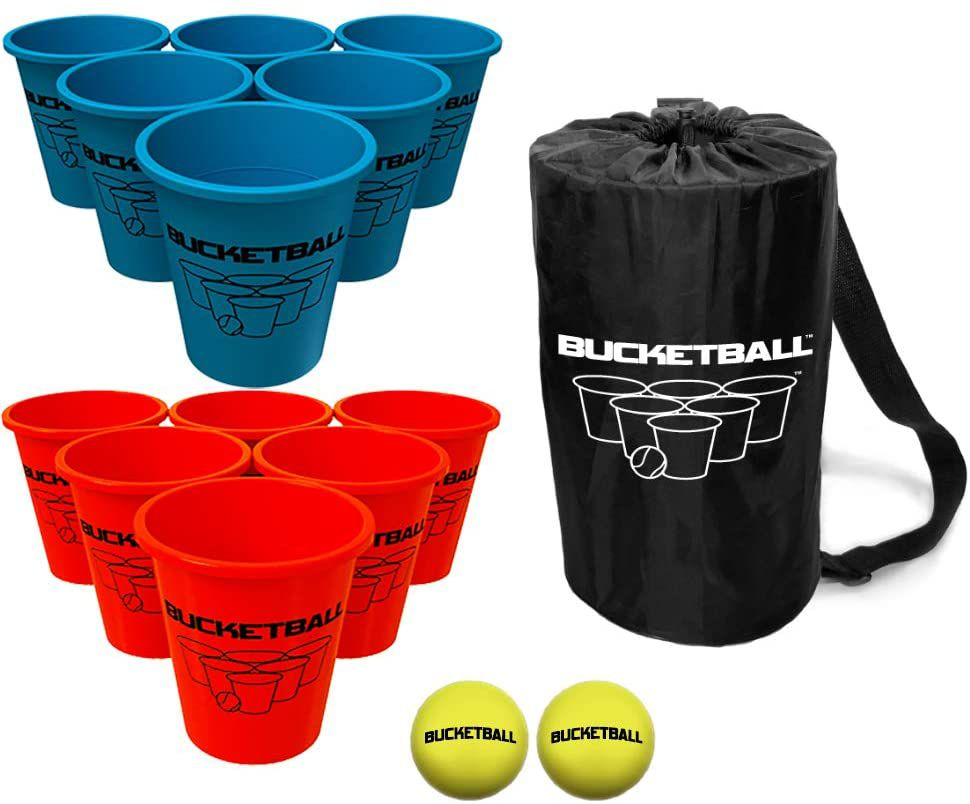 Bucket Ball Beach Edition