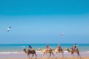 Tagharte Beach, Essaouira