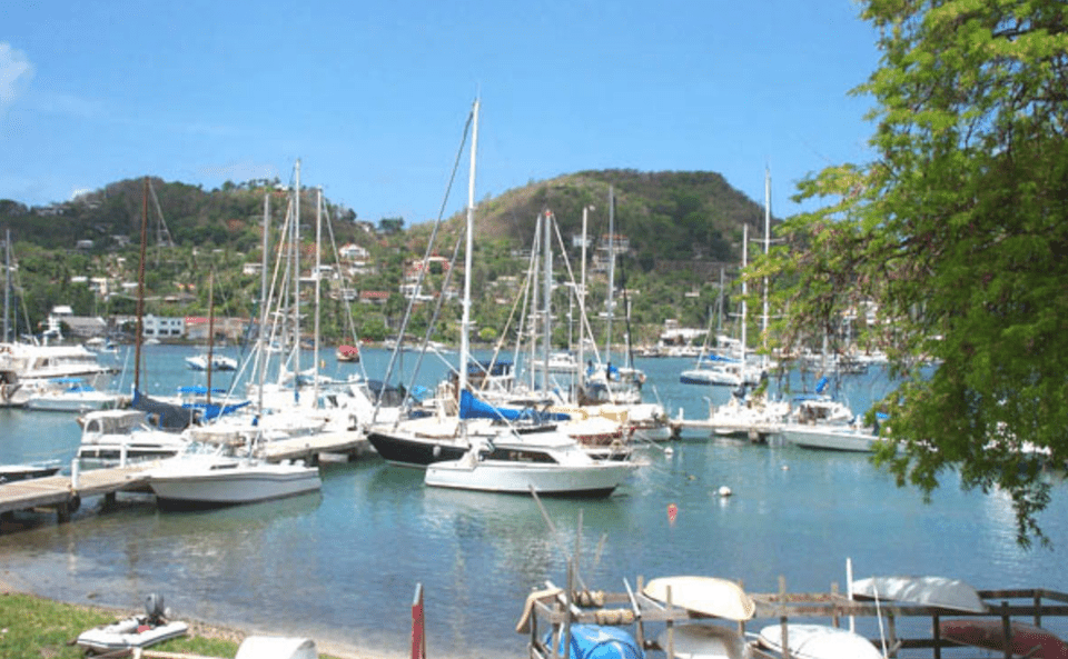 Grenada Yacht Club views