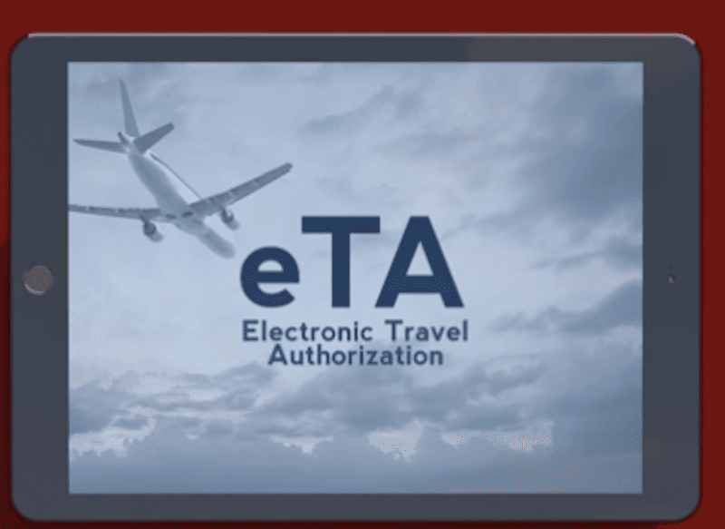 Do I Need an Electronic Travel...
