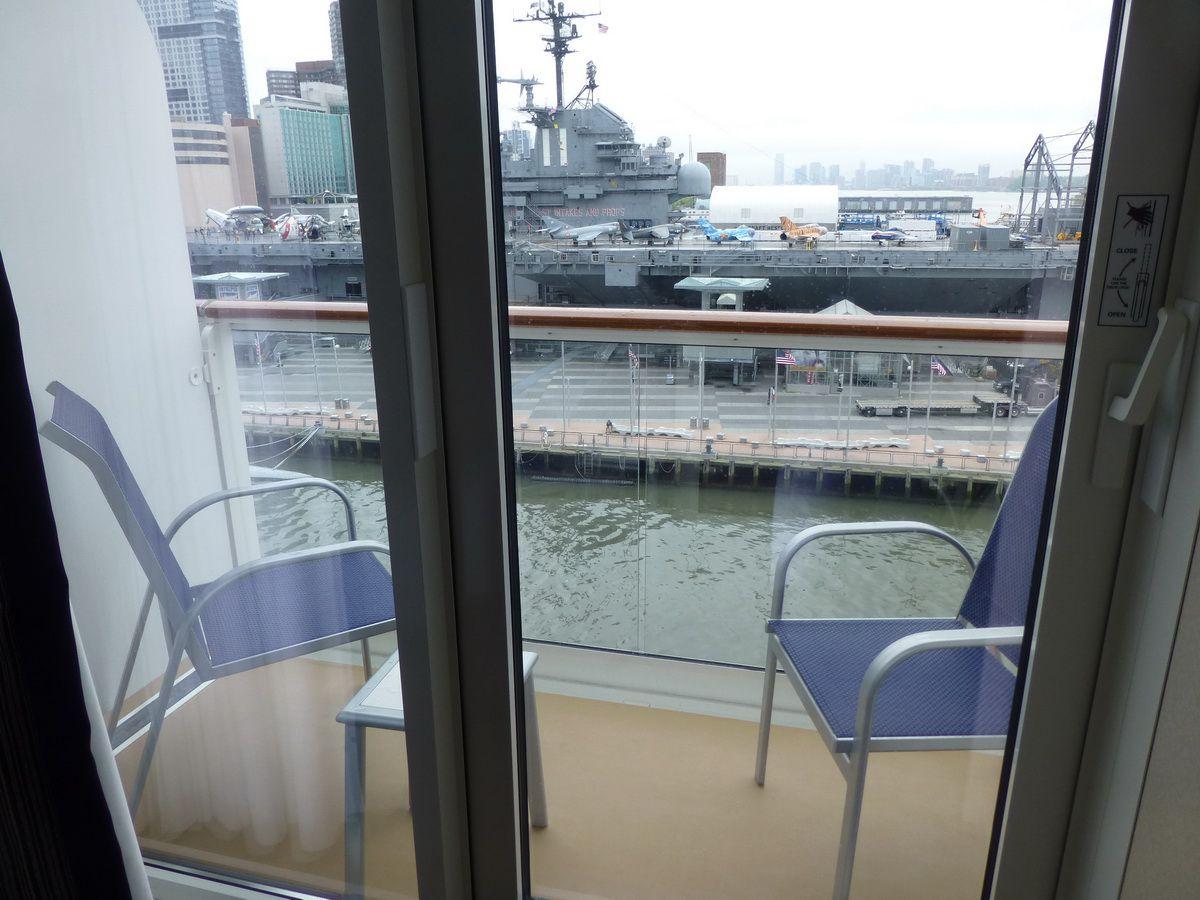 Norwegian Breakaway Mini-Suite Balcony