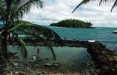Devil's Island French Guiana