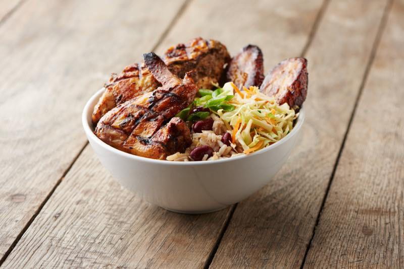Pimento Jamaican Kitchen on Eat Street