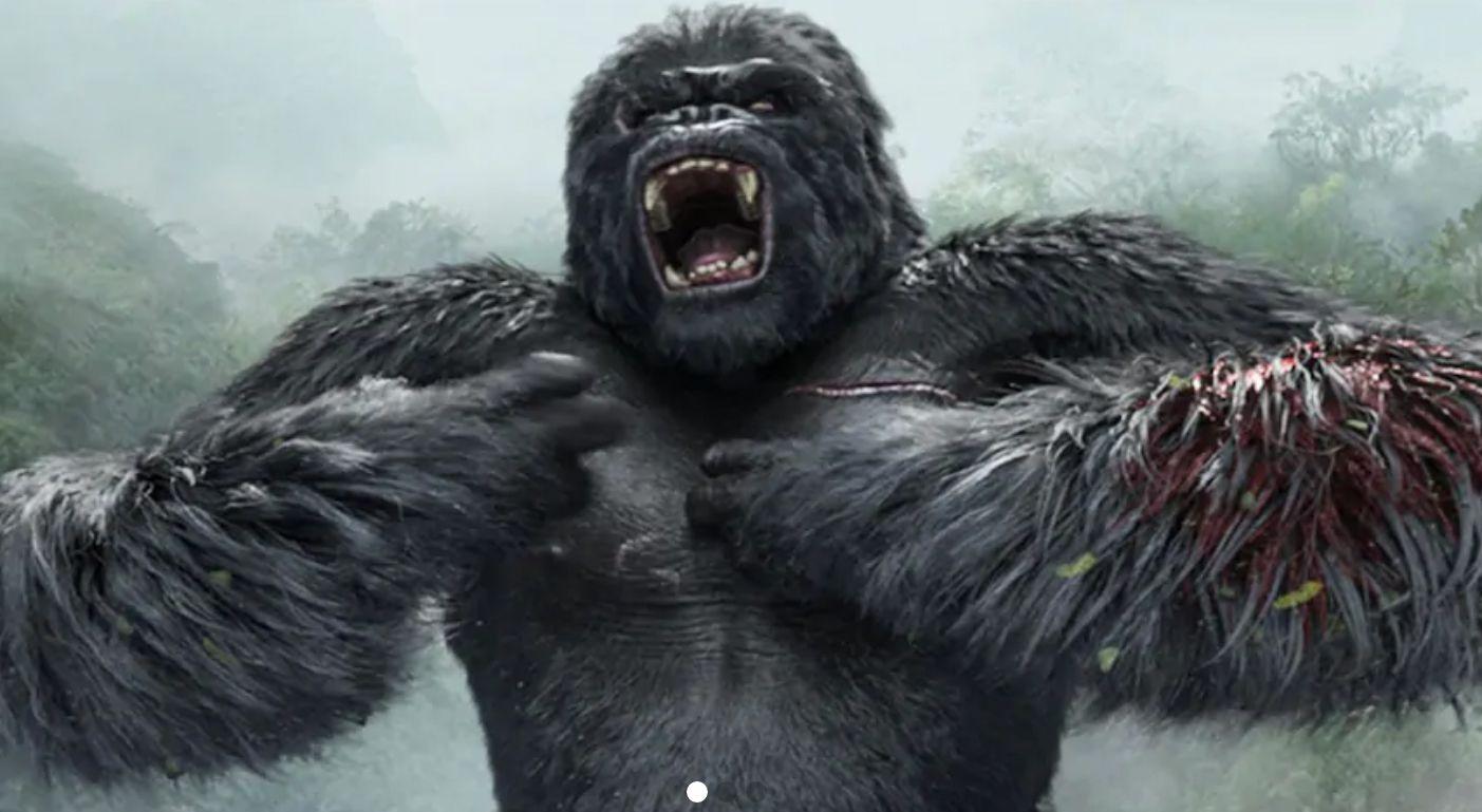 Paseo de King Kong en Universal Orlando