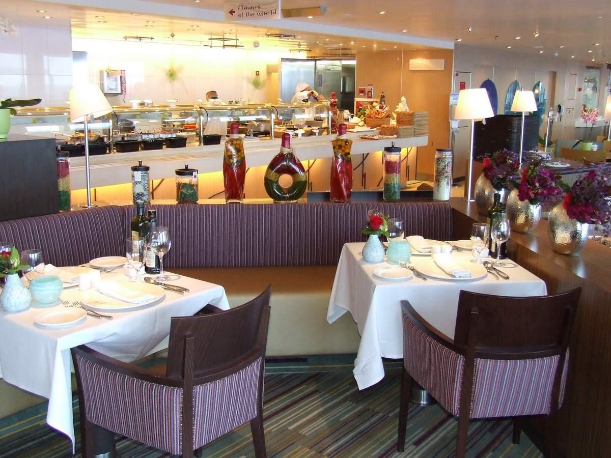 Eurodam Canaletto Restaurant