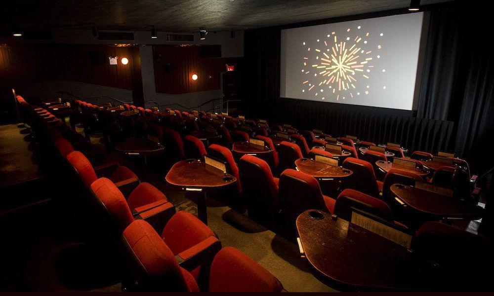 Nitehawk Cinema in Williamsburg