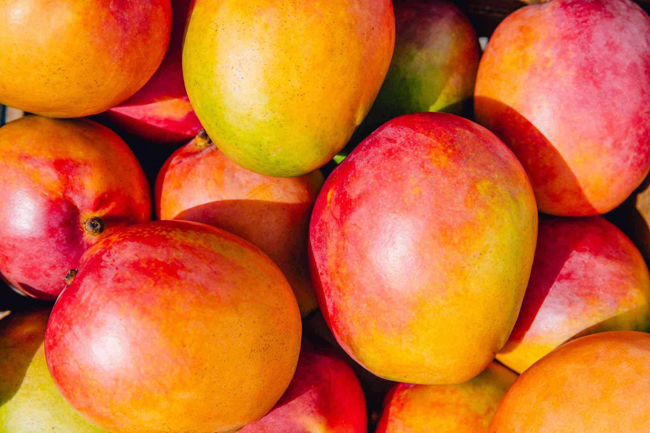 Mangos maduros
