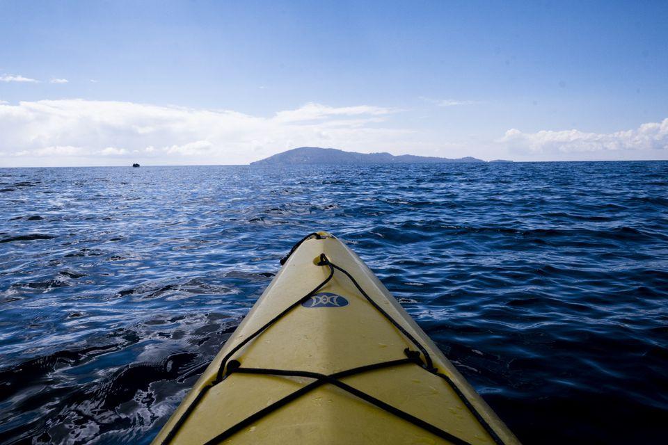 Lake Titicaca by kayak