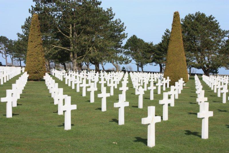 Omaha American Military Cemetery