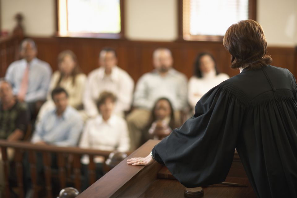 What to Expect at Jury Duty in Oklahoma County